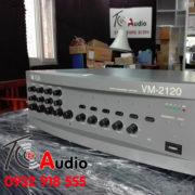 Bộ amply phân 5 vùng Toa VM 2120