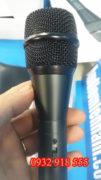 Micro Karaoke Có Dây BW T9 – Độ Nhạy Cao + Giá Tốt