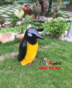 Loa Giả Đá Hình Chim Cánh Cụt OBT 1804C
