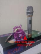 Micro Karaoke Có Dây CAF CA-P8 | Hát Hay Chuẩn Giọng