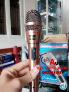 Micro Karaoke Có Dây Shupu SM 8.2 – Giá Tốt Nhất Hà Nội