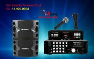 Dàn Karaoke Paramax Tuyển Chọn Cho Gia Đình