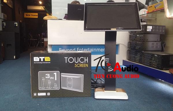 Đầu liền màn BTE S9650 4TB