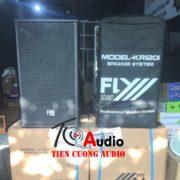Loa Fly KR 1201 Lắp Phòng Karaoke – Hàng Chính Hãng