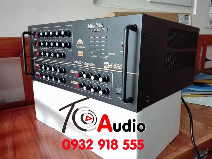 Amply karaoke chất lượng tại Tiến Cường Audio