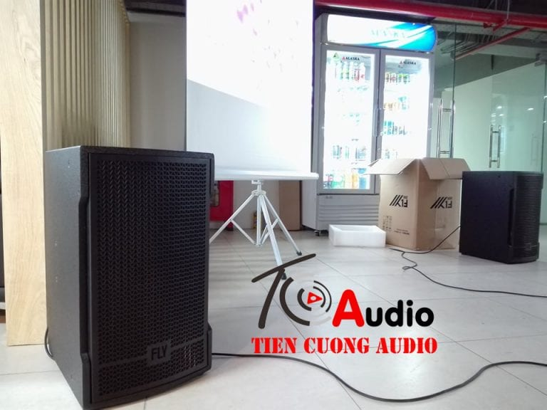 loa karaoke fly kr1201