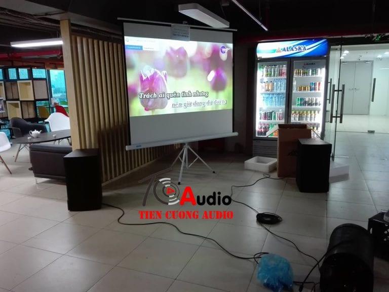 Hệ thống loa karaoke