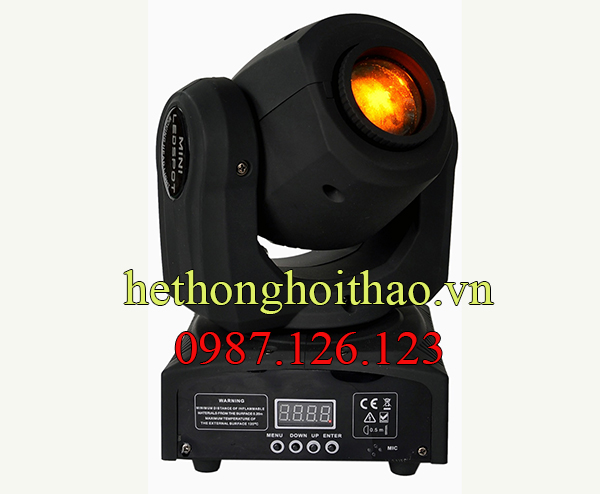 Đèn Moving Head Spot Led 10W
