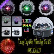 Đèn Nấm 7 Màu Trang Trí Phòng Karaoke