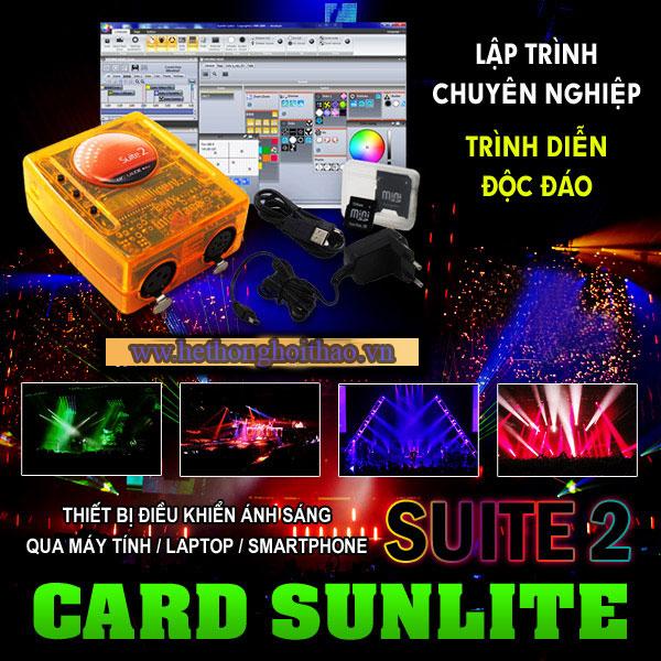 Thiết bị Card Sunlite 2