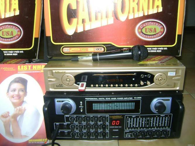 Dàn karaoke California