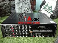 Amply Karaoke Jarguar PA-203N Gold – Nhập Khẩu Chính Hãng
