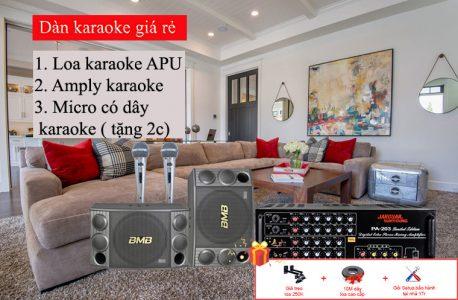 dan karaoke gia re hay nhat