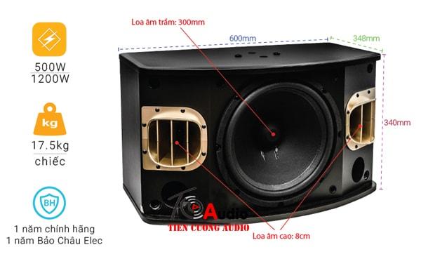 Loa karaoke BMB CSV 900