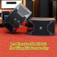 Loa Karaoke JBL KS 312 – Ấm Tiếng Hát Karaoke Hay