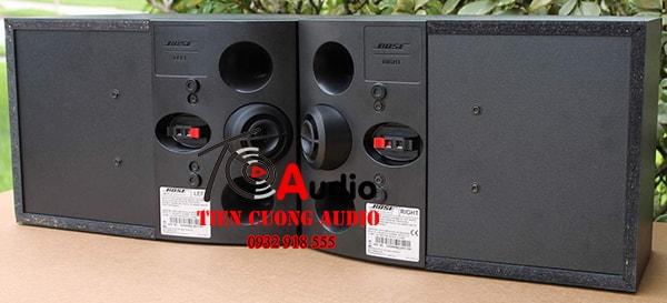Mặt sau loa karaoke Bose 301 Seri V