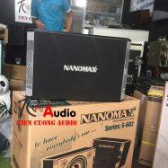 Loa Karaoke Nanomax S602 – Hát Karaoke Rất Hay