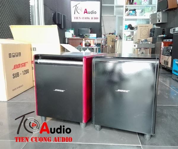 Loa Siêu Trầm Karaoke Bose 1200 mới