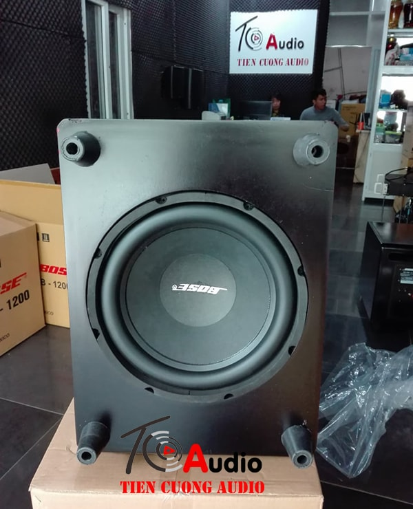 Loa Siêu Trầm Karaoke Bose 1200 hay
