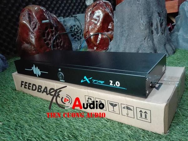 Thiết bị chống hú cho micro Feedback XTR 2.0