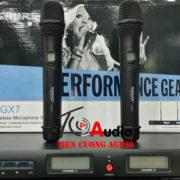 Micro Không Dây Shure UGX7 – Hát Hay Trong Tiếng