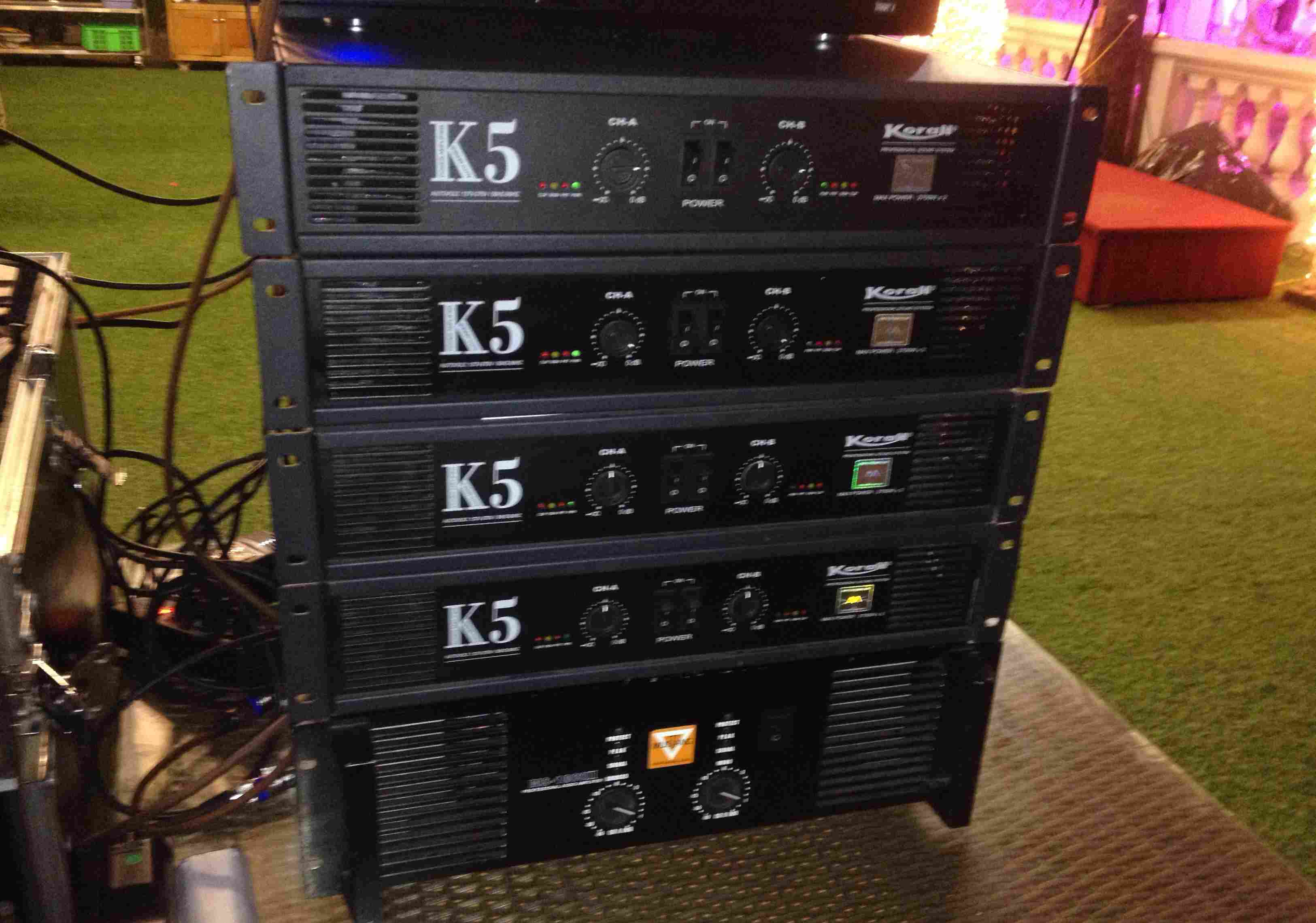 Cục đẩy k5