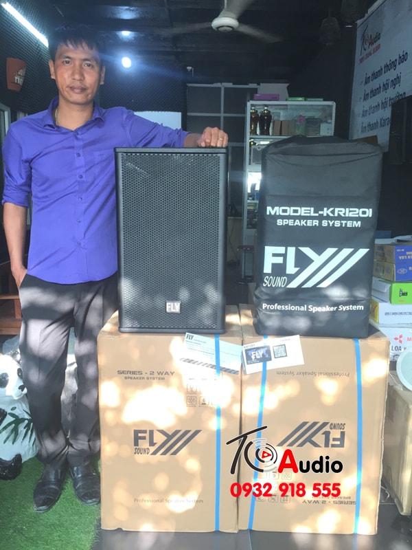 Loa Fly KR 1201 chuẩn