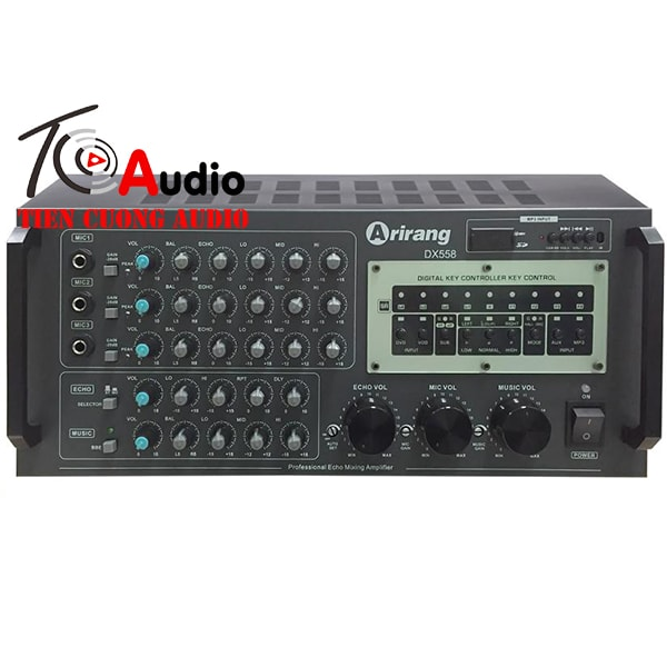 Amply karaokeArirang DX 558