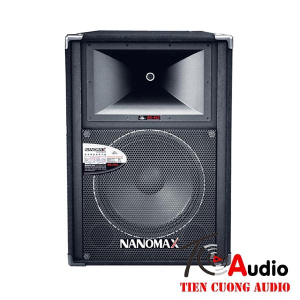 Loa hội trườngNanomax SK 402