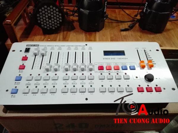 Bàn điều khiển đèn Disco DMX 240