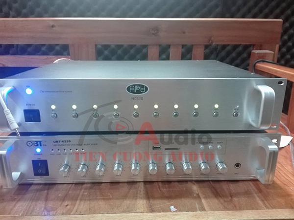 Bộ Phân 10 Vùng APU H8010