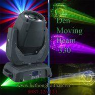 Đèn Moving Beam 330W – Đèn Sân Khâu Đỉnh Cao