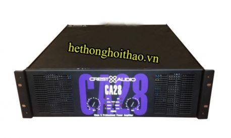 Cục đẩy crest audio CA28