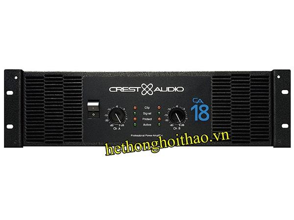 Cục đẩy Crest-Audio CA18