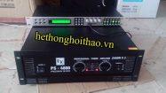 Cục đẩy EV PS4800 Công Suất ( 2000W x 2 )