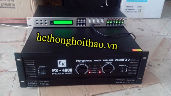 Cục đẩy công suất EV PS4800