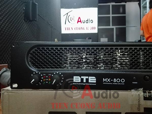 Cục đẩy công suất BTE MX800