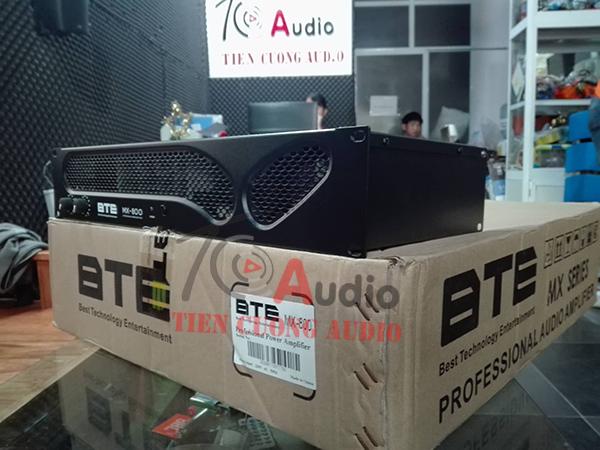 Cục đẩy BTE MX800 tốt