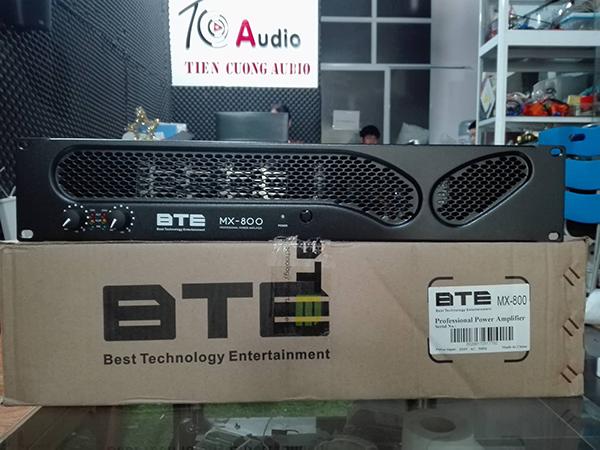 Cục đẩy BTE MX800