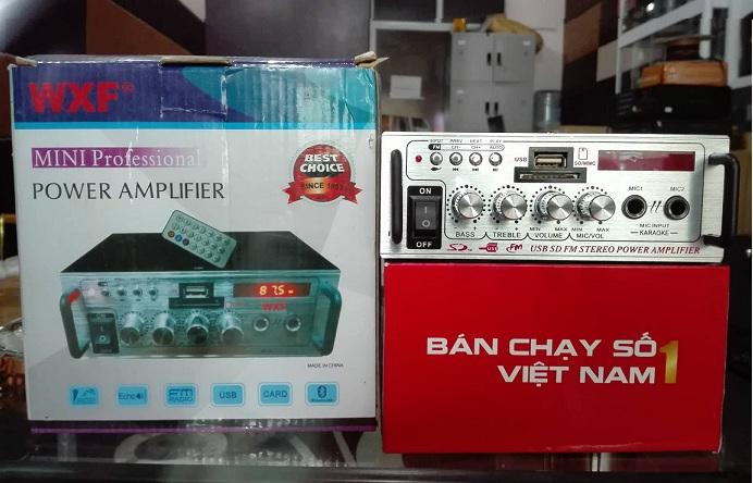 Amply BTL AV- 08BT USB