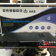 Vang số DB AK8 thiết bị mixer karaoke kỹ thuật số