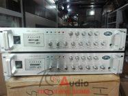 Amply APU USB 150WT5P phân 5 vùng,điều chỉnh âm lượng nhạc từng vùng