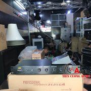 Bộ điều khiển trung tâm APU 8000CT chống phản hồi âm