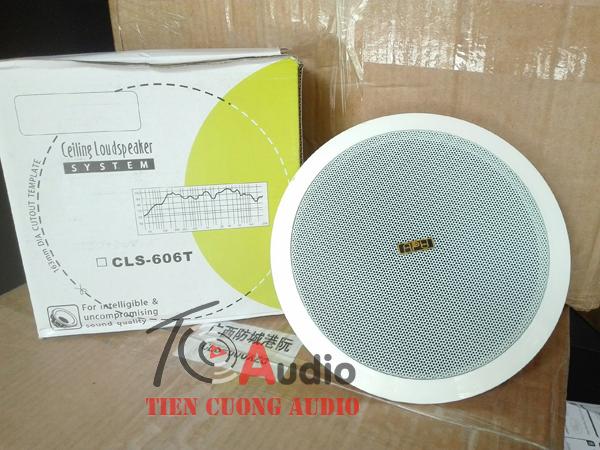 Loa âm trần APU CLS 606T công suất 3-6w dùng nghe nhạc hay