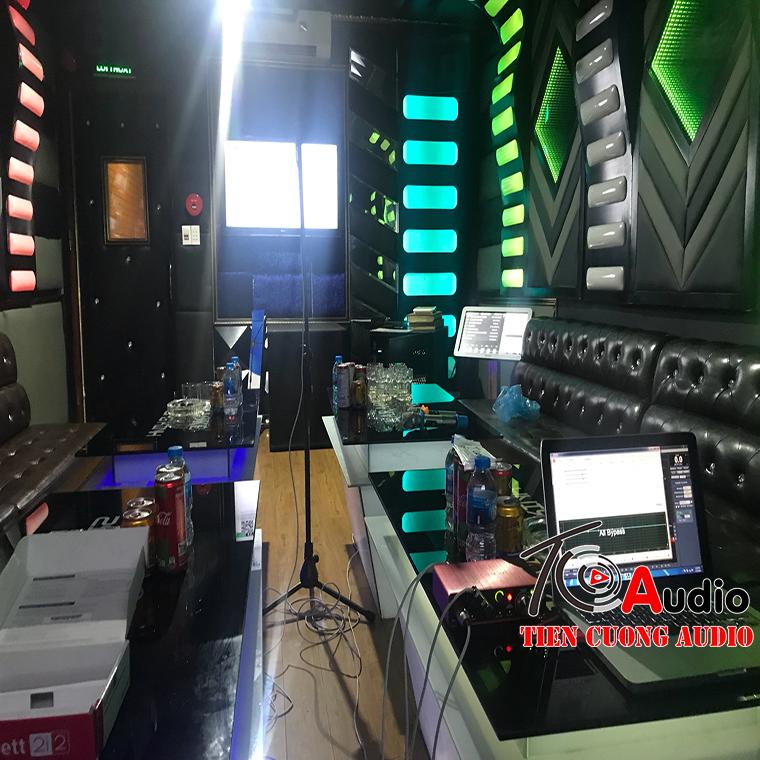 dịch vụ bảo trì hệ thống karaoke kinh doanh1