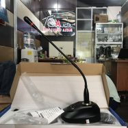 Micro cổ ngỗng APU MF1201 dùng nguồn điện 12v