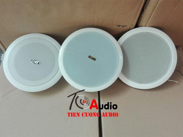 So sánh thực tế loa âm trần APU CLS 606T thiết kế cực đẹp, thẩm mỹ cao