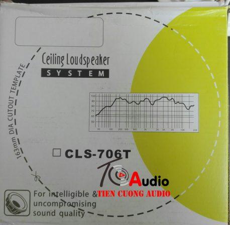 Vòng tròn khoét lỗ loa APU CLS 706T