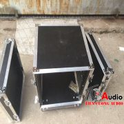 Tủ Rack đựng thiết bị 8U – tủ gỗ đựng thiết bị âm thanh