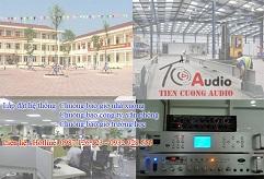 Lắp đặt chuông báo giờ làm việc tại Hà Nội Hotline: 0987.126.123